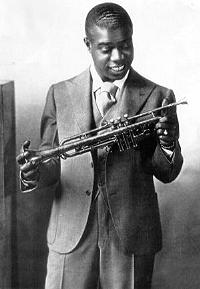 Louis Armstrong in 1931