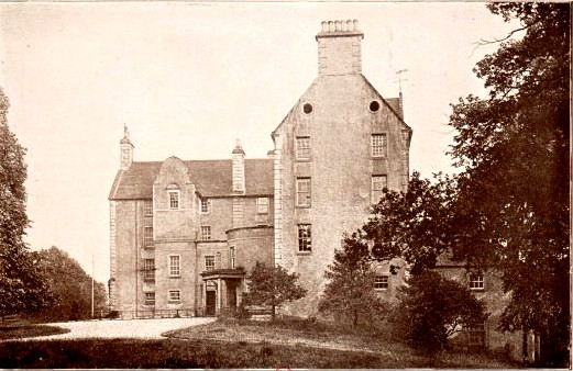 Calder House, near Edinburgh