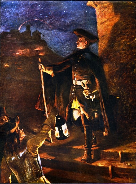 "Charles XII in the painting ""Den 30 november 1718"" by Gustaf Cederström. In the book ""Karl XII: Kungamord!"" by Cecilia Nordenkull, Icons of Europe (2016). The symbolism is telling!"