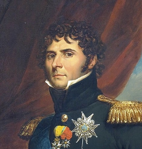 Discovered by Icons of Europe:  Jenny Lind's natural father is Karl XIV Johan of Sweden and Norway, formerly Jean Bernadotte (1763-1844), Marshal of Napoleon's empire.