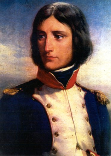 Napoleon Bonaparte (1769-1821), subject of investigative research by Icons of Europe, Brussels.