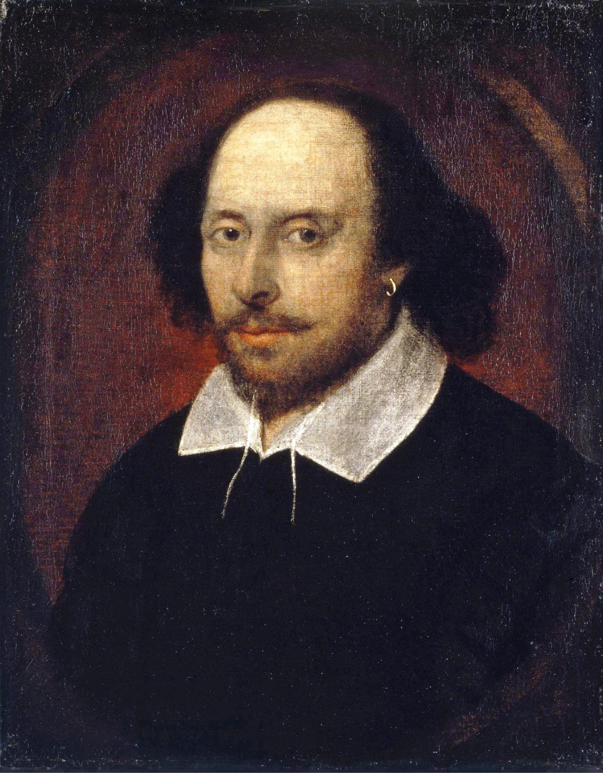William Shakespeare (1564-1616), subject of investigative research by Icons of Europe, Brussels.